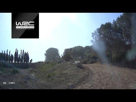 WRC - Rally Italia Sardegna 2019: Shakedown ONBOARD Suninen