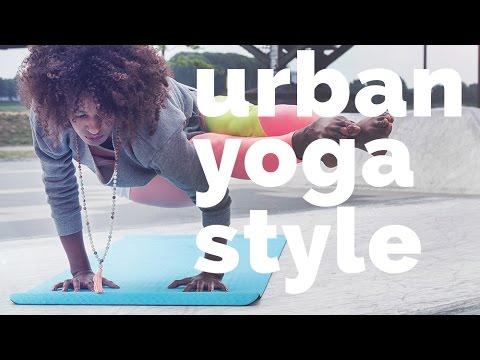VIO YOGA – the urban way of yoga style (2016)