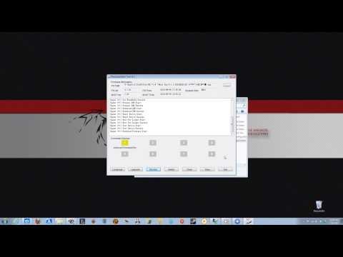 Rockchip CPU Firmware Re-installation/System Update