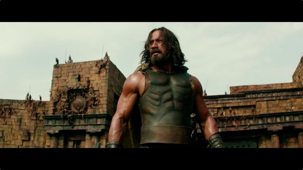 Trailer för Hercules: The Thracian Wars