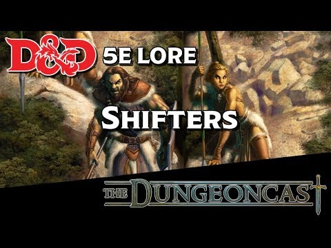Races of Eberron- Changeling, Shifter, and Warforged| Why 5e