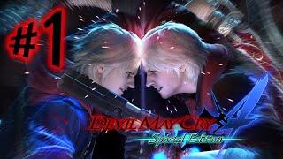 Devil May Cry 4 Special Edition - Parte 1: Nero VS Dante! [ PC 60 FPS - Playthrough ]