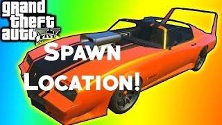 GTA 5 Online: Imponte Phoenix Spawn Location! PS4,PS3, Xbox One,Xbox 360