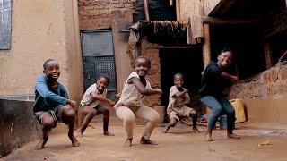 Masaka Kids Africana Dancing Toosie Slide By Drake
