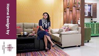 3 BHK Apartment Interiors In Kolkata Designed By CEE BEE Design Studio