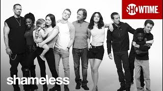 Shameless | Photoshoot w/ Emmy Rossum, William H. Macy, & Cast ! | Season 9 (VO)