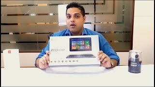 Worlds Cheapest Laptop + Tablet | Unboxing & Review | Telemart.pk
