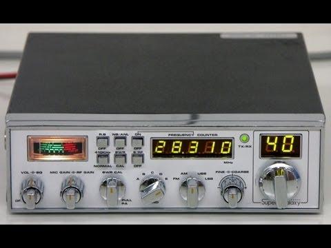 SUPER GALAXY CB/HAM-Radio not by UNIDEN