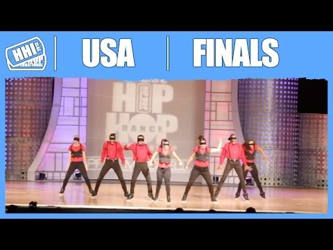 2013 Hip Hop International- USA Finals