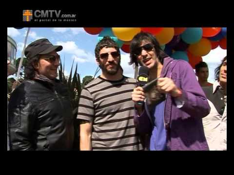 Coverheads video Entrevista CM 2012 - Show día de la Primvera