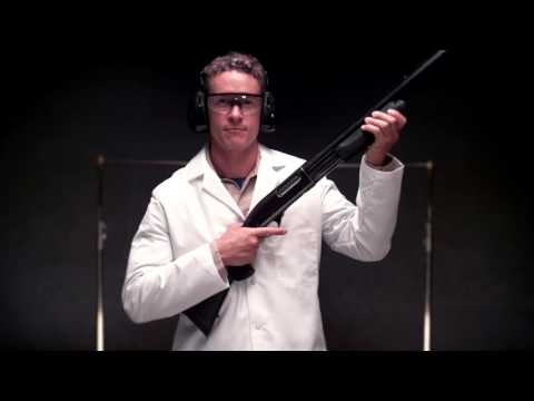SUNGLASSES BLASTED BY A SHOTGUN IN WILEY X TV COMMERCIAL