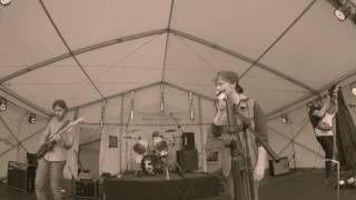 No More Castles perform at Ashford Festival in the Park 2016
