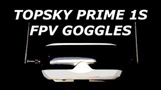 Affordable Entry Level Diversity DVR Playback FPV Goggles