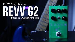 Un Overdrive Verde Distinto?!? | Demo Revv G2