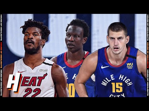 Miami Heat vs Denver Nuggets – Full Game Highlights   August 1, 2020   2019-20 NBA Season