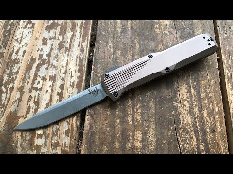 The Benchmade Phaeton OTF Automatic Pocketknife: The Full Nick Shabazz Review