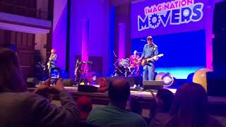 Imagination Movers Theme Song Live