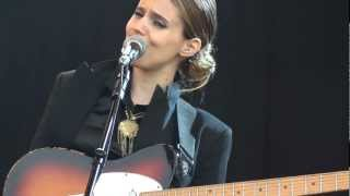 Anna Calvi - I'll Be Your Man - End Of The Road Festival 2012