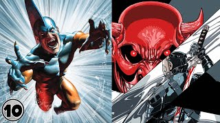 Top 10 Wolverine Villains Youve Never Heard Of - Part 2