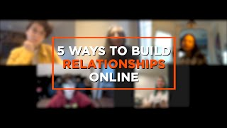 How to Strengthen Relationships with Older Students Online
