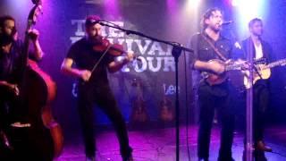 Chuck Ragan on The Revival Tour 2012 - Let It Rain