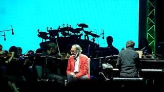 Franco Battiato & Royal Philarmonic Concert Orchestra LIVE Gli Uccelli (Palmanova 29 giu 2017)