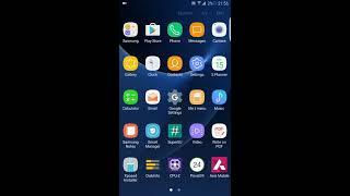 ROM MORPHOSE Nougat ROM V1 0 S4 I9500 - Видео