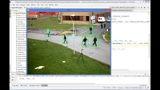 OpenCV Python Tutorial For Beginners 24 - Motion Detection and Tracking Using Opencv Contours