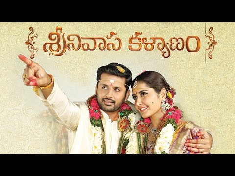 Srinivasa Kalyanam - Movie Trailer Image