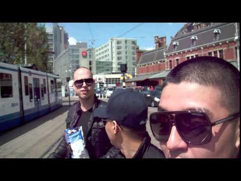 Prince AJ in Amsterdam Netherlands Europe Holland