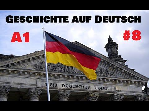 A1 - Geschichte auf Deutsch - Easy German Audio Stories #8 Märchen für niveau A1 German Stories A1