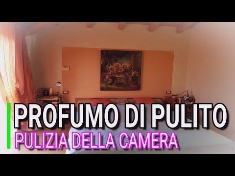 PULIZIA DELLA CAMERA, PROFUMO DI PULITO ORGANIZZAZIONE, MARLINDA CANONICO