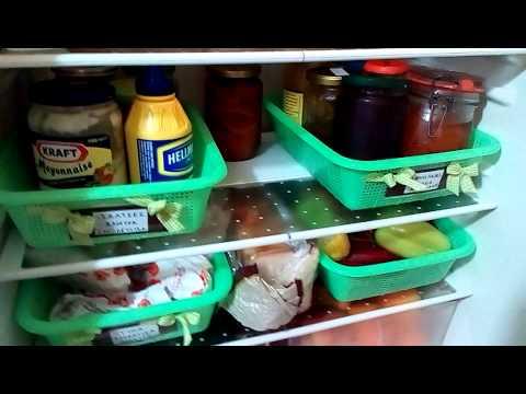 Ιδέες για να οργανώσετε το ψυγείο σας