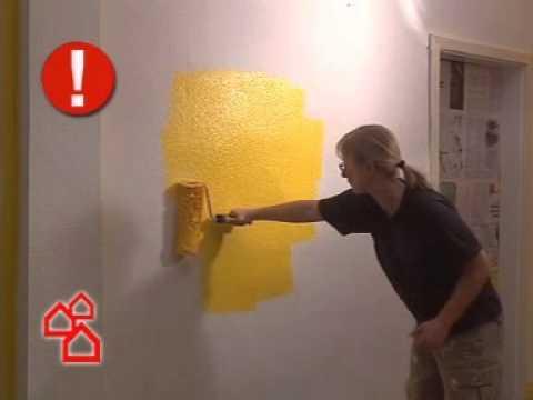 Streichen – Tipps im Video   BAUHAUS