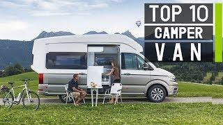 Top 10 Best Camper Vans & Class B Motorhomes