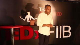 Why Getting Laid Off can be a Good Thing | Chetan Mahajan | TEDxFIIB