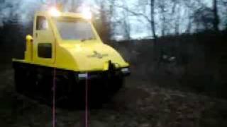bombardier snowcat - 123Vid