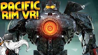 "Archangel VR Gameplay - ""PACIFIC RIM VR WOO HOO!!!"" Virtual Reality Let"