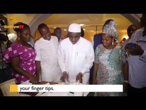K1 DE ULTIMATE (CUTTING 60TH BIRTHDAY CAKE) AT HIS IJEBU-ODE HOME (Nigerian Music & Entertainment)