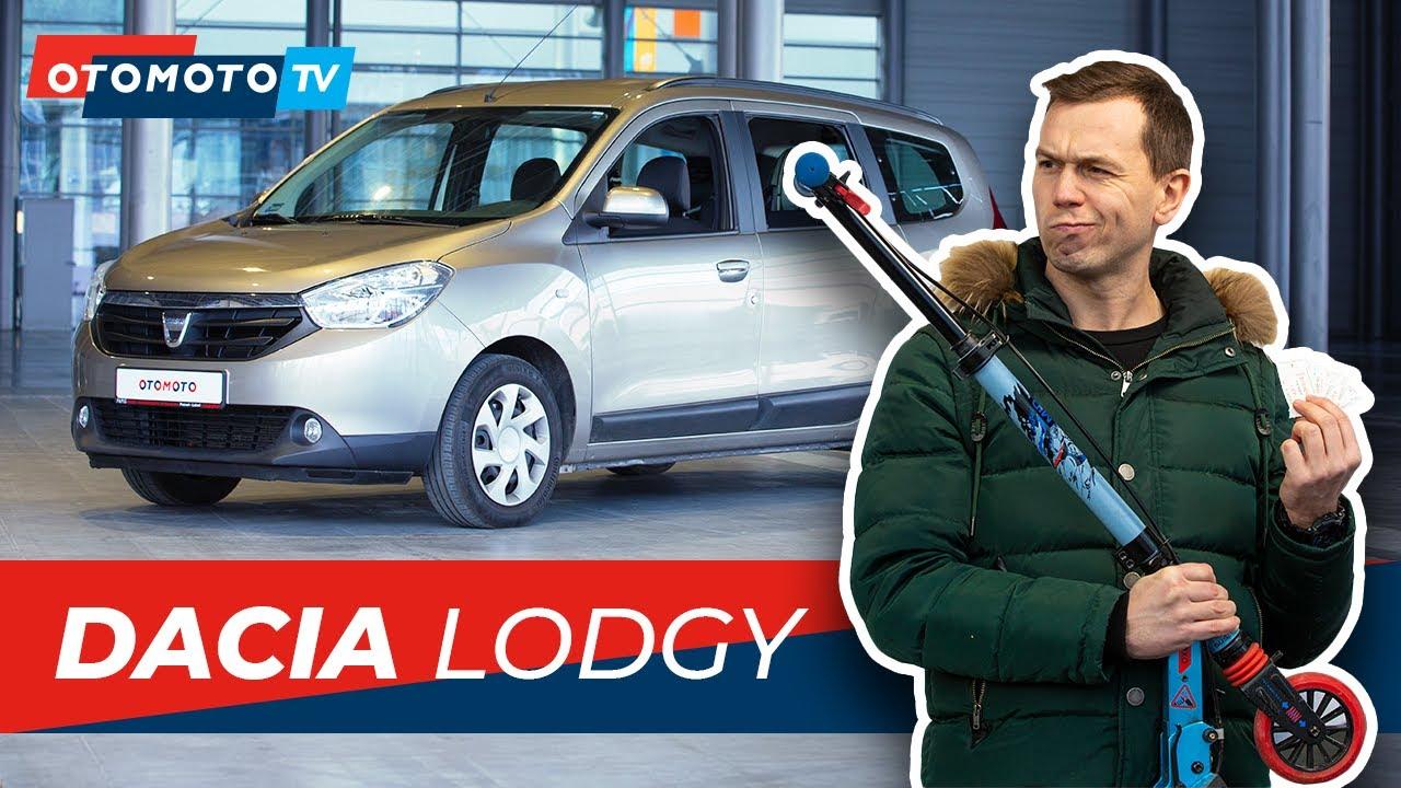 Dacia Lodgy (2013) 1.6 MPI - W 7 osób taniej się nie da!