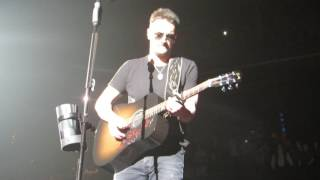"Eric Church ""Sinners Like Me"""" Live @ Barclay's Center"