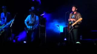 Arkells--Where U Goin / Ballad of Hugo Chavez--Live @ CNE Bandshell Toronto 2012-08-29