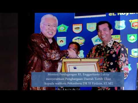 Penghargaan Daerah Tertib Ukur 2018