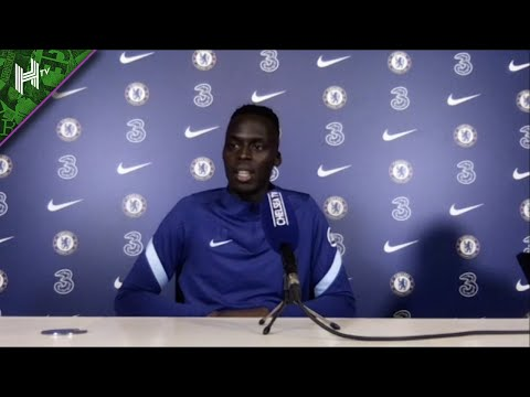 From unemployment to being Chelsea No.1! | Edouard Mendy first Chelsea interview