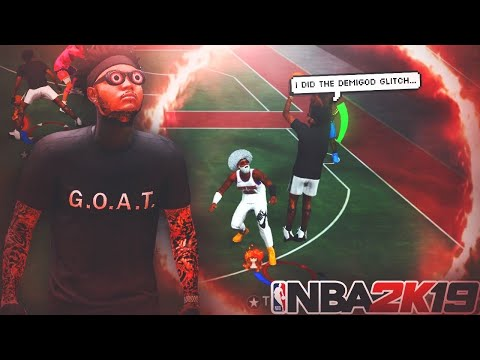 I went back to nba 2k19 and got destroyed by demigods, So i joined them.