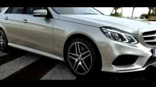 Mercedes Benz 2014 E Class 'Road Star' Official Trailer