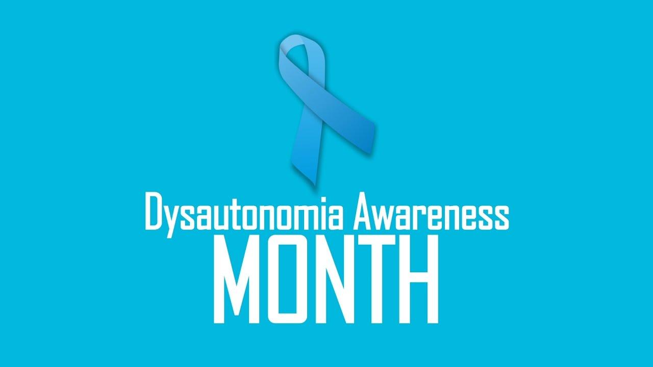 Dysautonomia Awareness 2016