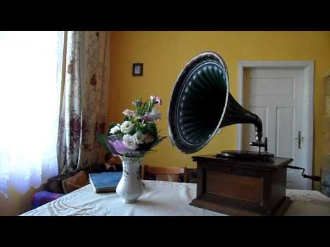 Old Tango SANTA LUCIA~ ADAM ASTON & HENRYK GOLD 1932! (VERSION 1)