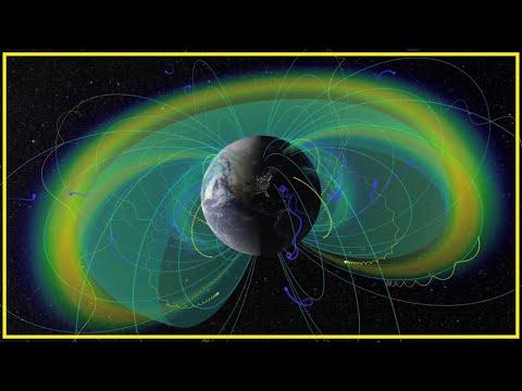 El campo magnético de la Tierra podría revertirse antes de 100 años