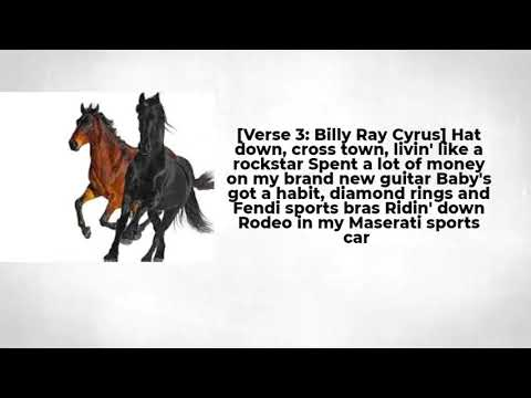 Lil Nas X - Old Town Road(feat.Billy Ray Cyrus (REMIX) (LYRICS) NEW